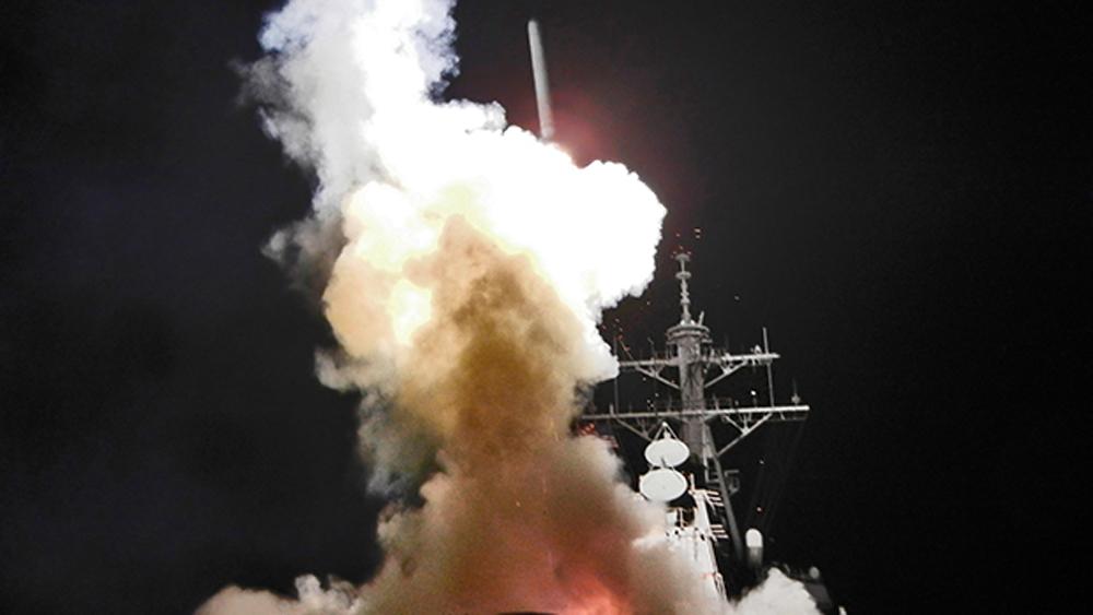 Mỹ, Anh, Pháp tấn công Syria: Thông tin đầu tiên về dân thường bị thương