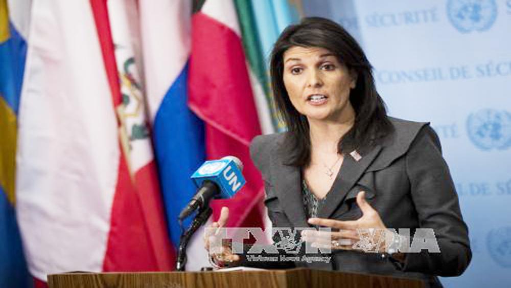 Mỹ khẳng định không rút quân khỏi Syria cho đến khi đạt được mục tiêu