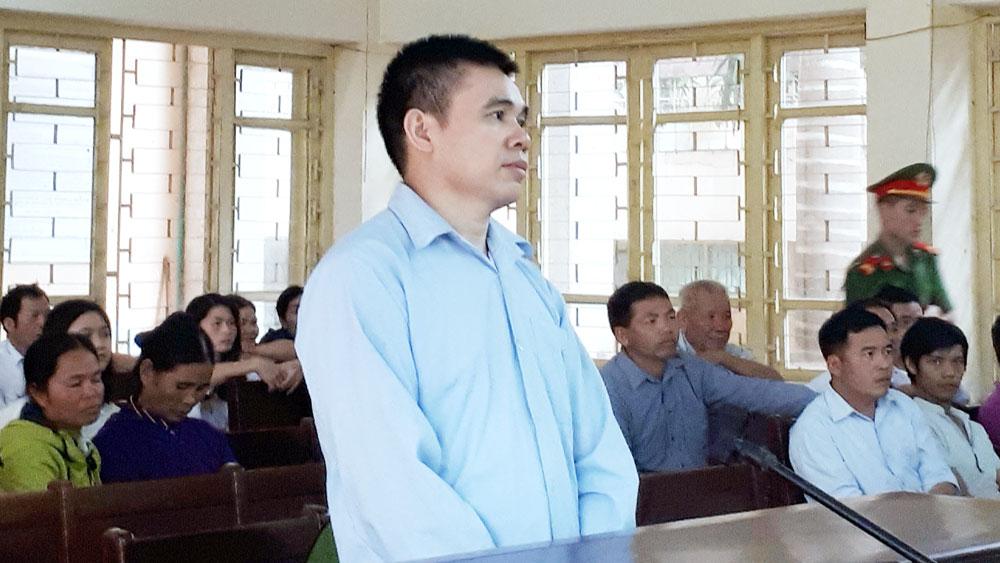 Y án sơ thẩm vụ hai công dân bị hành hung tại trụ sở UBND xã Đồng Cốc