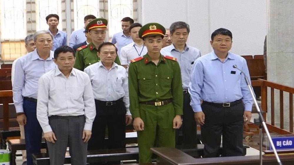 Ông Đinh La Thăng kháng cáo vụ góp 800 tỷ đồng của PVN vào Oceanbank