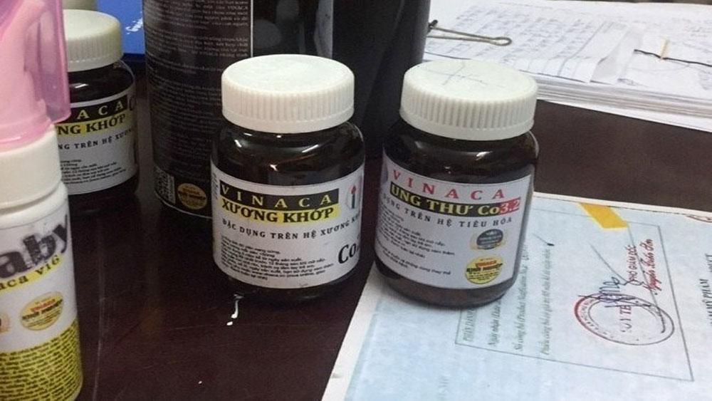 Bộ Y tế kết luận về sản phẩm Vinaca trị ung thư làm từ than tre