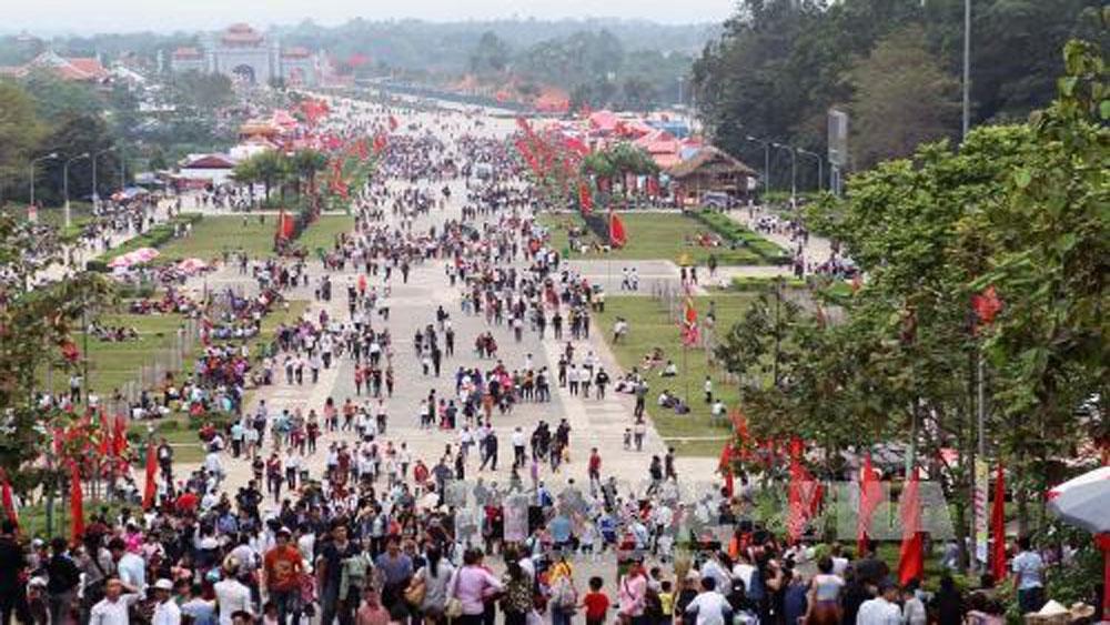 Sẵn sàng cho Giỗ Tổ Hùng Vương - Lễ hội đền Hùng 2018