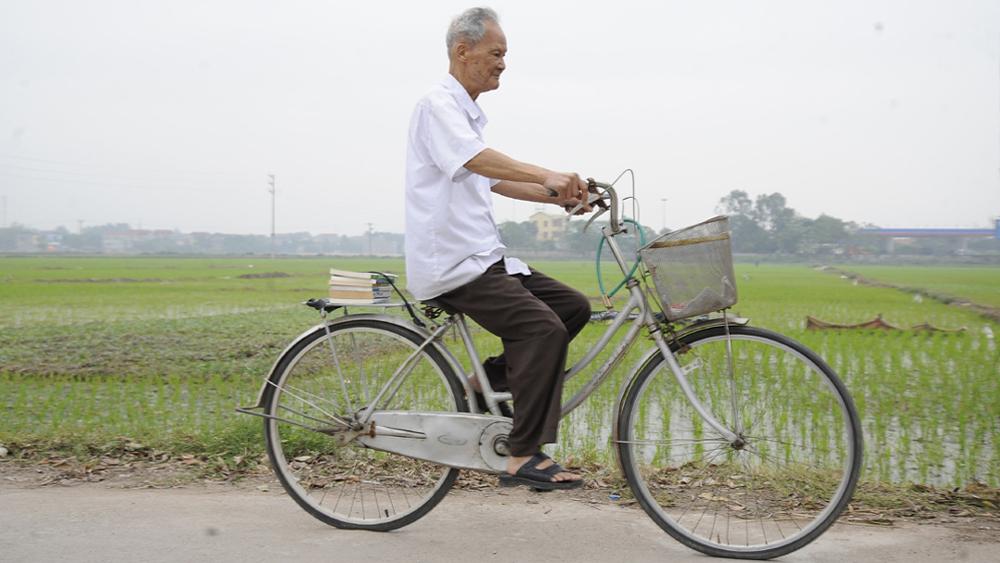 Việc tử tế của ông Đào Quang Huy
