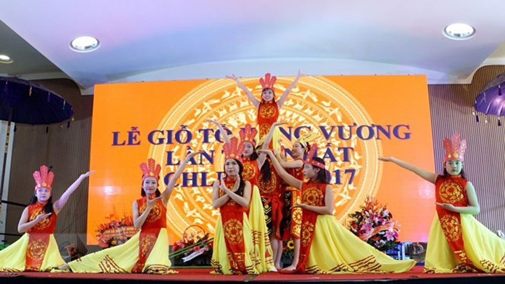 Overseas Vietnamese, Hung Kings Temple Festival, Various cultural activities, Vietnam Ancestral Global Day, cultural events, art performances