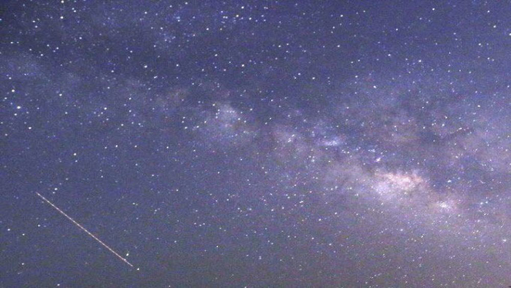 Eyes open: Meteor shower to light up Vietnamese skies this weekend