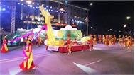 Rực rỡ sắc mầu Lễ hội văn hóa dân gian đường phố Việt Trì