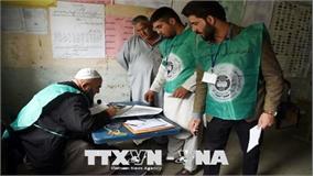 Đánh bom liều chết tại trung tâm đăng ký bầu cử ở Afghanistan