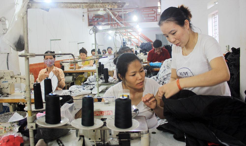 Thêm cơ hội việc làm,  phụ nữ,  nông thôn, chuyển đổi,  nghề nghiệp