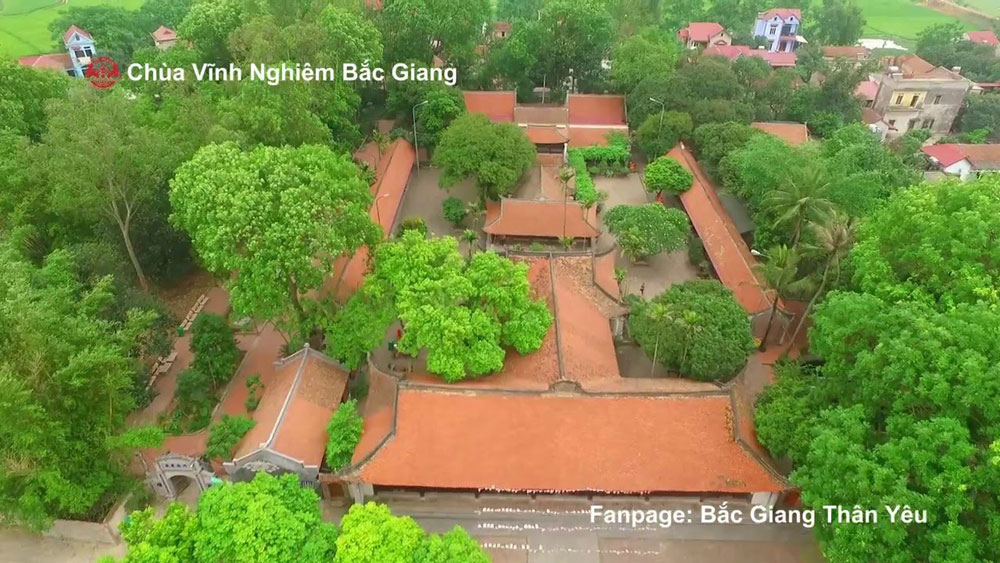 Master plan, Vinh Nghiem Pagoda, Bac Giang province, special national relic site, long-term targets, historical and cultural values,  cultural tourism product