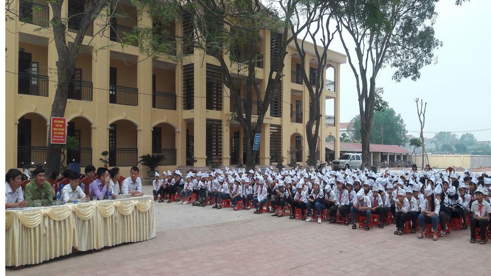 Tuyên truyền phòng, chống ma túy trong trường học
