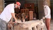 An toàn lao động ở làng nghề mộc: Nhiều người còn xem nhẹ