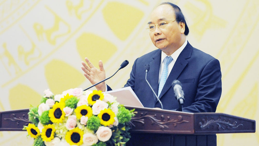 PM asks for increased exports for sustainable development