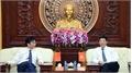Thúc đẩy quan hệ hợp tác giữa tỉnh Bắc Giang và thành phố Tô Châu-Trung Quốc