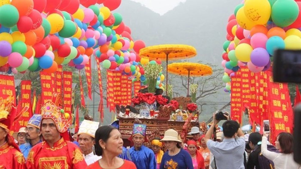 Hoa Lu Festival 2018 kicks off