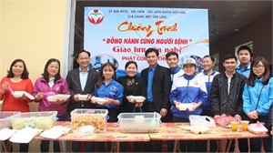 Nhiều hoạt động vì người nghèo ở huyện Hiệp Hòa