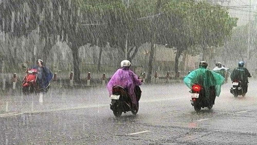 Bắc Bộ tiếp tục có mưa to trong 2 ngày tới