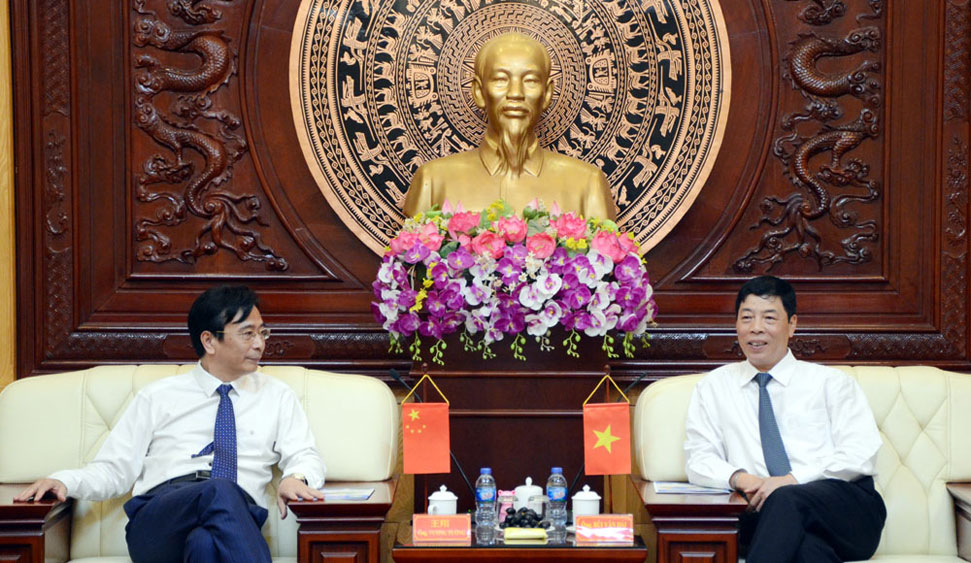Boosting cooperation tie between Bac Giang province and Suzhou city