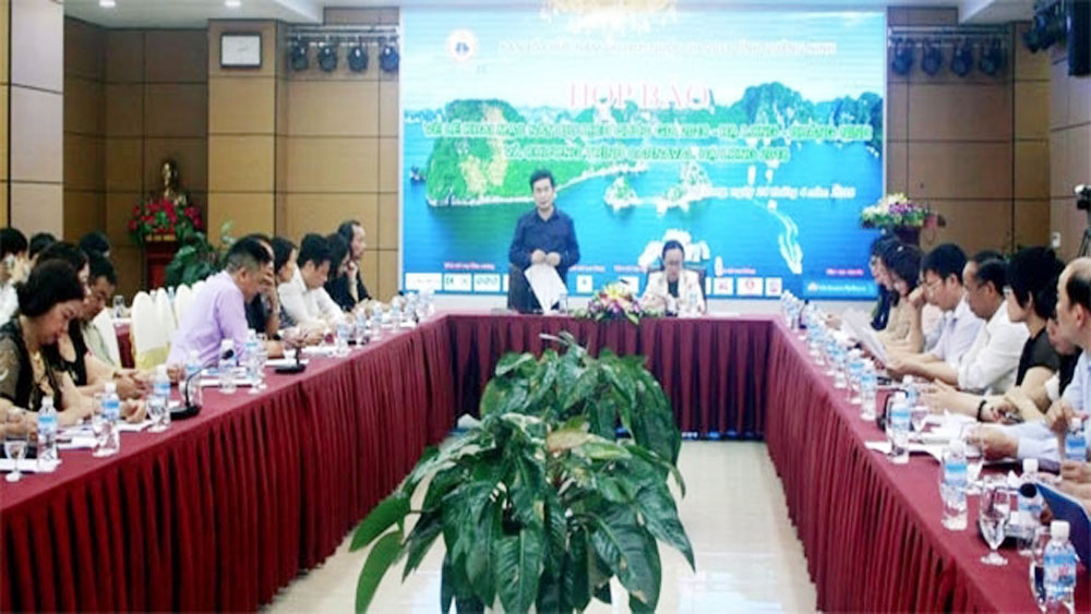 National Tourism Year 2018 to open on April 28 in Ha Long