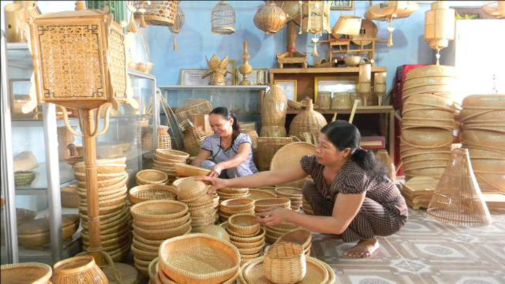 Craft villages gear up for Hue festival