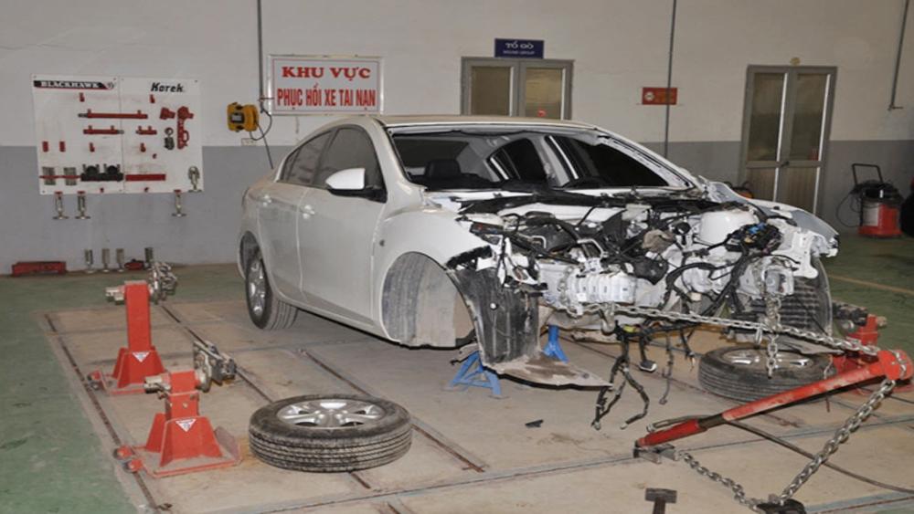 Tránh mất tiền oan do mua nhầm xe ô tô phục chế