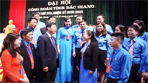 Một số ý kiến tâm huyết tại Đại hội Công đoàn tỉnh Bắc Giang