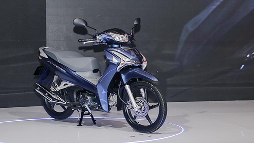 Honda Future 2018 phong cách SH ra mắt tại Việt Nam