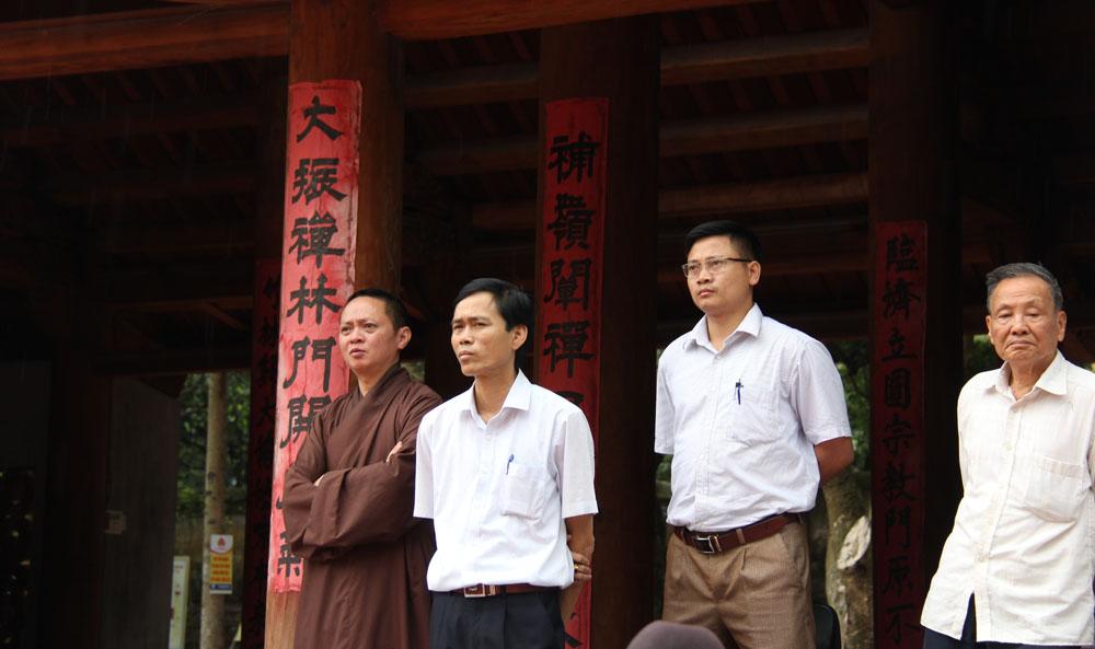 cổng chùa Bổ Đà, tháo dỡ, Việt Yên, Bắc Giang