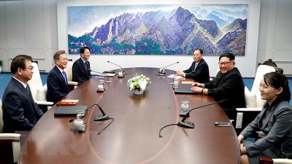 Cuộc gặp thượng đỉnh tiết lộ vai trò của em gái ông Kim Jong-un