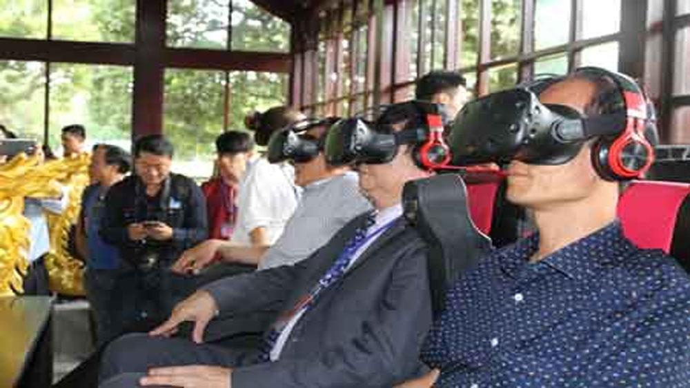 Trải nghiệm Hoàng cung Huế nhờ công nghệ thực tế ảo