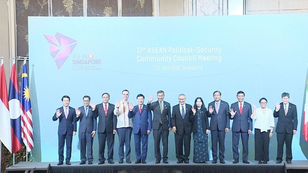 ASEAN political-security, coordinating councils convene meetings
