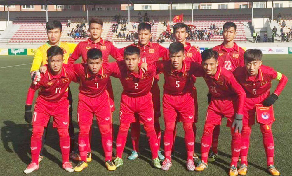 Vietnam drawn in easy-looking group at AFC U16 Championship 07d971501db52