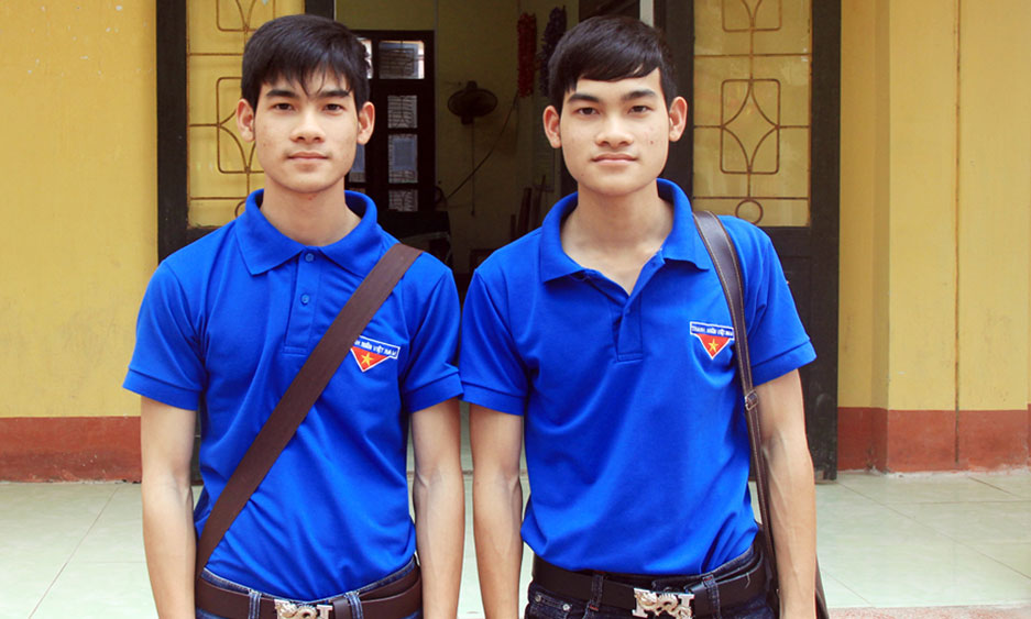 Bac Giang's twin of outstanding progress
