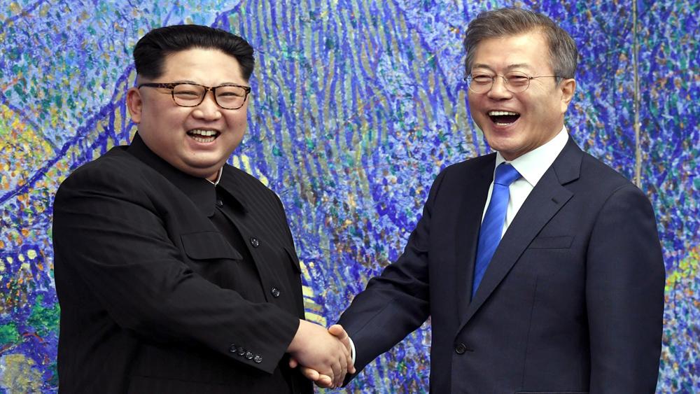 """Thượng đỉnh liên Triều 2018: Báo chí Triều Tiên khẳng định """"kỷ nguyên mới cho hòa bình"""" đã bắt đầu"""