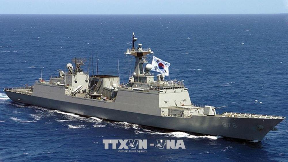 Hải tặc thả 3 thủy thủ Hàn Quốc bị bắt cóc ngoài khơi Ghana