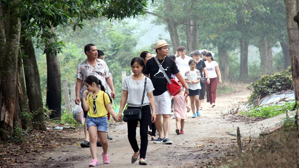 Bắc Giang: Các điểm du lịch sinh thái hút khách