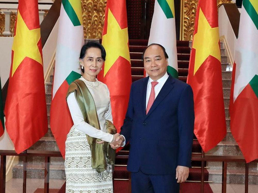 Exchange programme, Vietnam-Myanmar, cultural links, traditional cultures, diplomatic ties, captivating performances, bilateral cultural cooperation, national identities