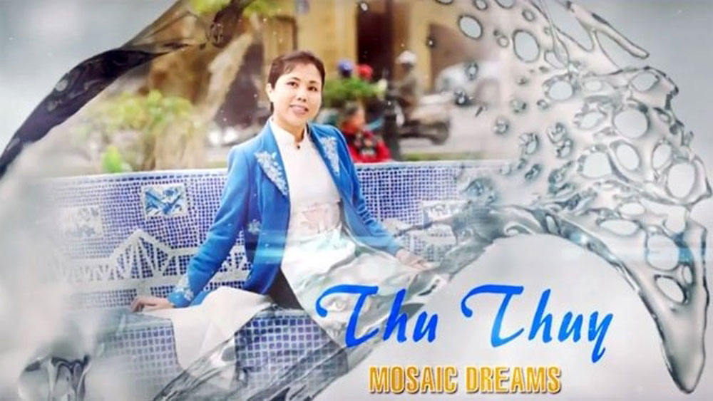 Vietnamese film, Top Shorts festival, Thu Thuy  Mosaic Dreams, Inspiring Woman, design ideas, Vietnamese and international artists