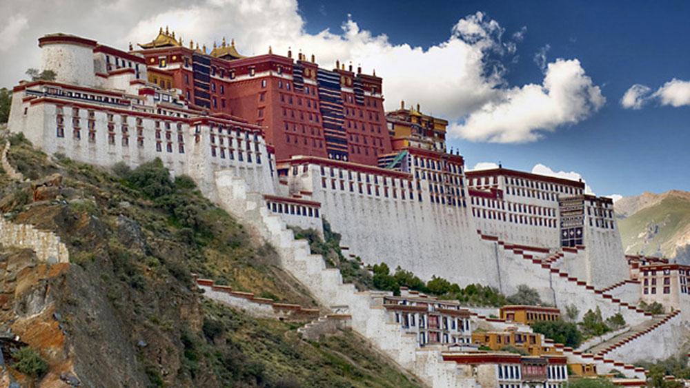 Tây Tạng - một vùng sơn cước yên lành