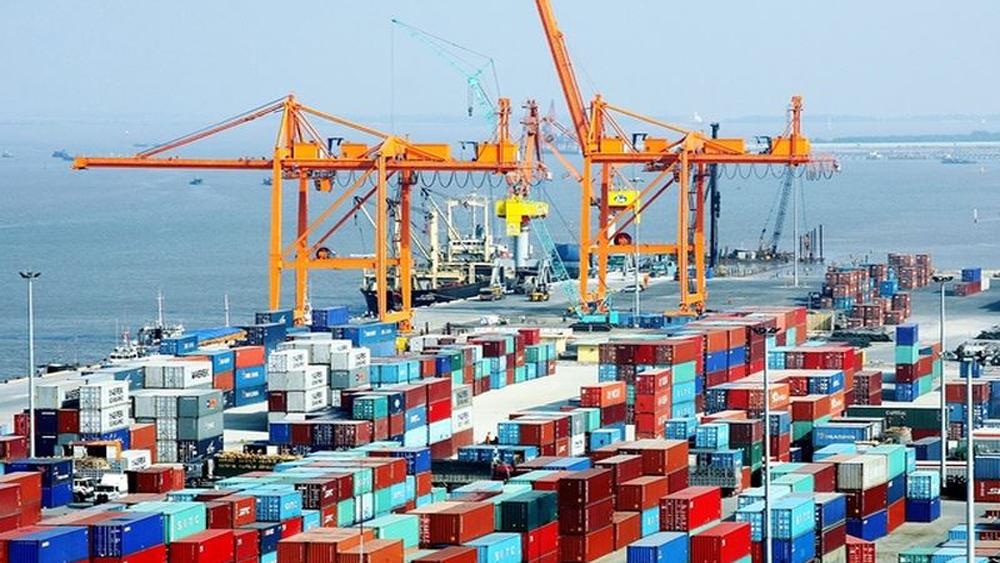 4 tháng đầu năm thặng dư thương mại đạt 3,39 tỷ USD