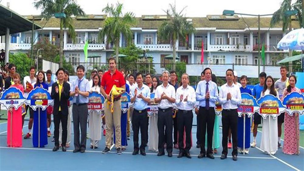 Vietnam, international tennis tourney, F1, F2, F3 Futures, Vietravel Cup 2018, domestic and international professional players, tennis players
