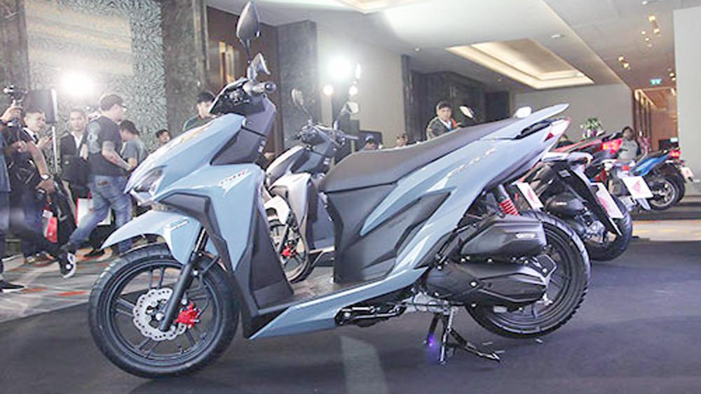 Honda Click thế hệ mới ra mắt