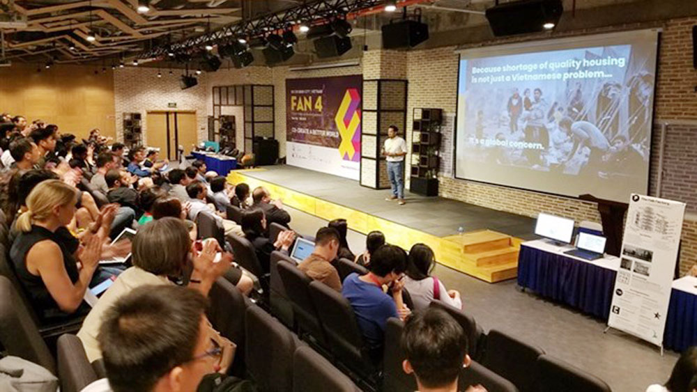 Asian innovators collaborate to boost social projects
