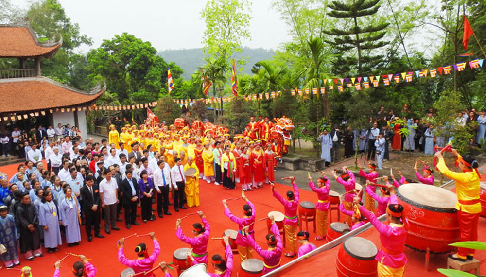 Doi Son pagoda, Ha Nam province, special national relic, Doi Son pagoda festival, King Ly Nhan Tong, overall planning scheme