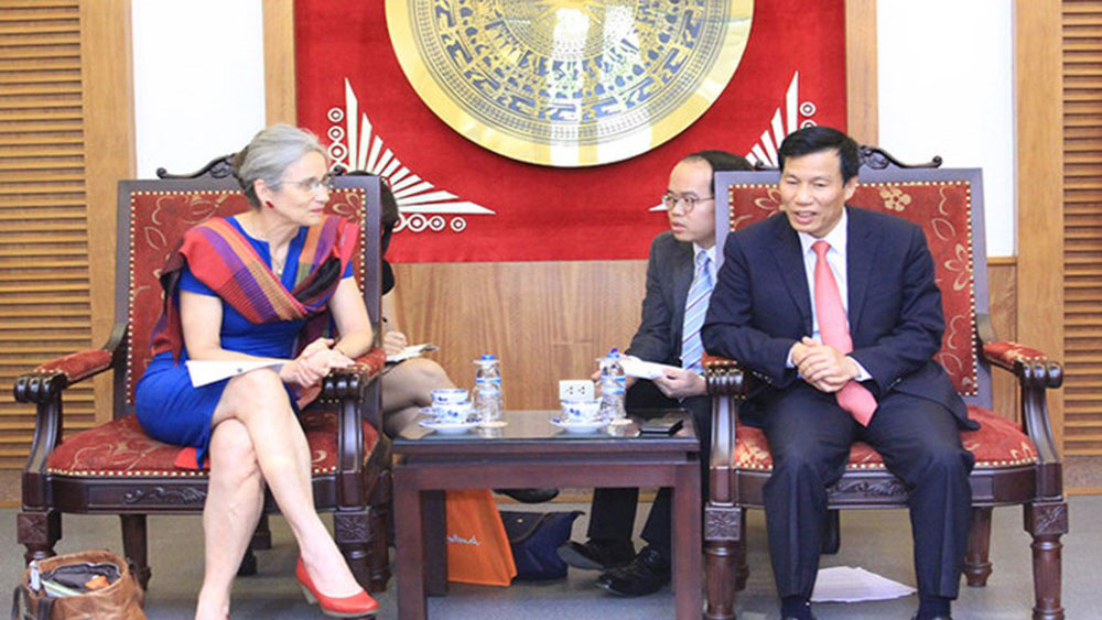 Relations with Vietnam is excellent: Dutch Ambassador