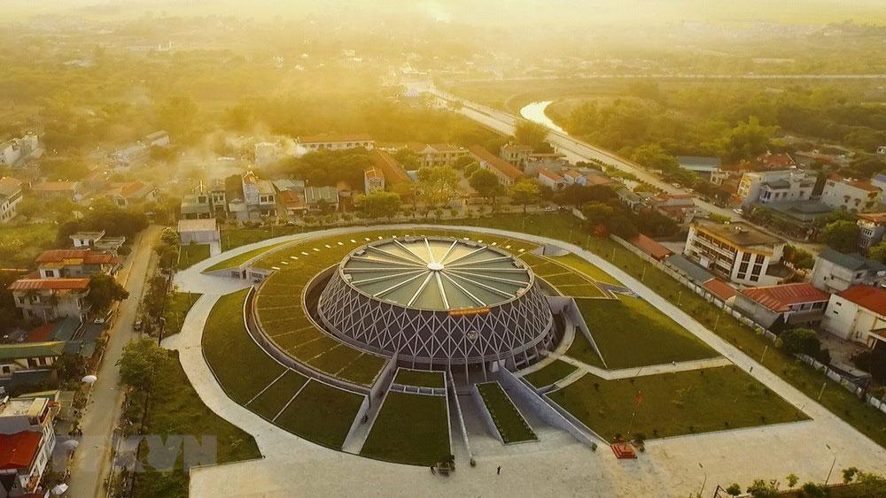 Relic site, Dien Bien Phu battlefield, Dien Bien province, tourism destination, historic event