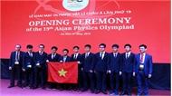 188 học sinh từ 25 quốc gia, vùng lãnh thổ tham dự Olympic Vật lý châu Á 2018 tại Hà Nội