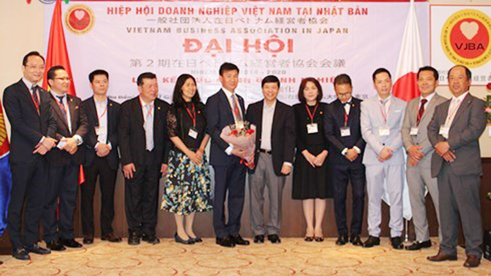 Vietnamese enterprises, Japan strengthen linkages,  Vietnamese businesses, formation and development, initial achievements, practical measures, Vietnam-Japan relations