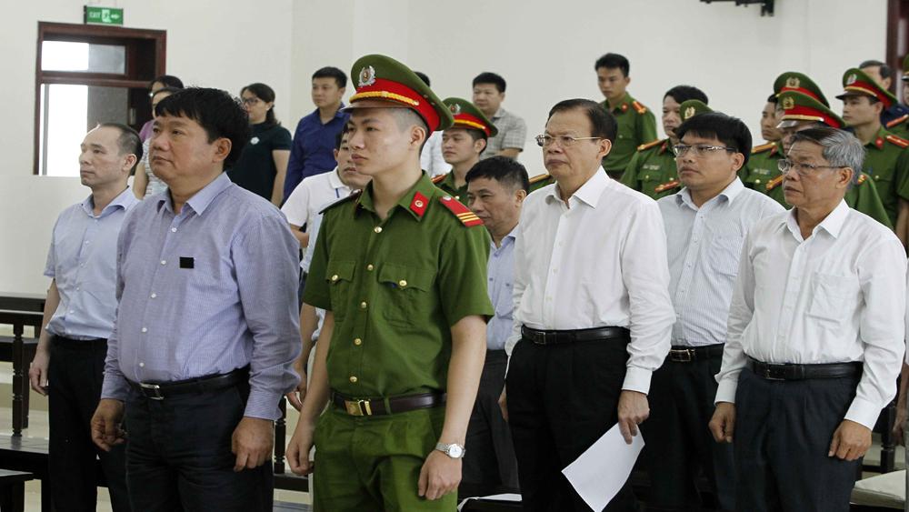 Hai cha con bị cáo Trịnh Xuân Thanh bất ngờ rút đơn kháng cáo