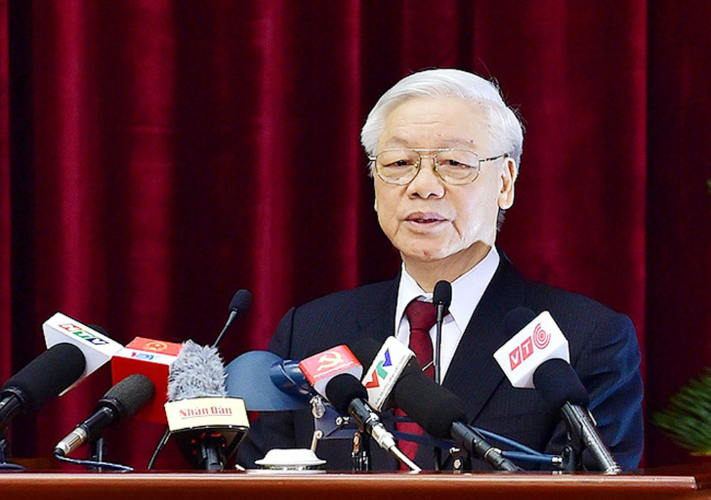 Vietnam's Party, key gathering, strategic cadre,  one-week meeting, personnel plan, Party General Secretary, Nguyen Phu Trong, political system, management roles, political ethics