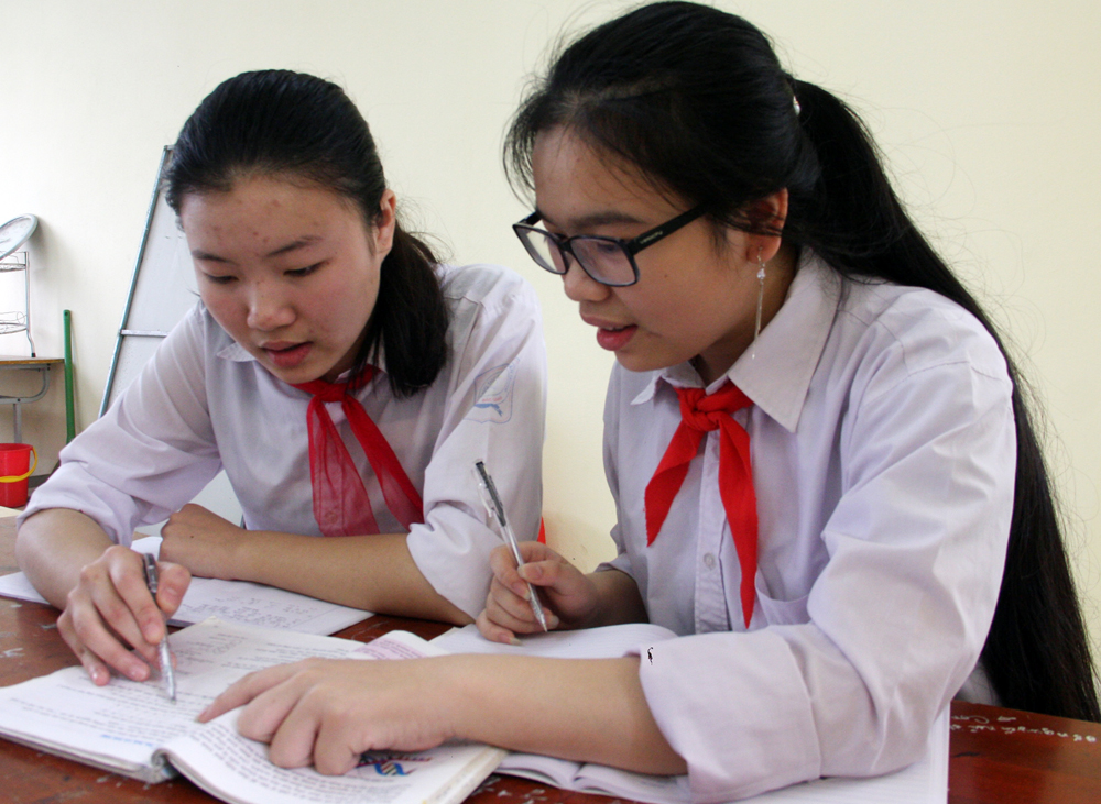 Lương Minh Ánh,  Học giỏi,  nhờ đam mê